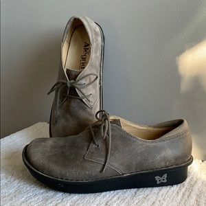 Algeria Bree Stonewall Distressed comfort Shoes 38